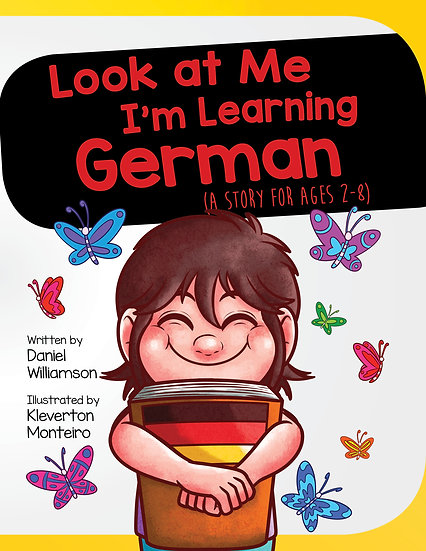 Look at Me I'm Learning German