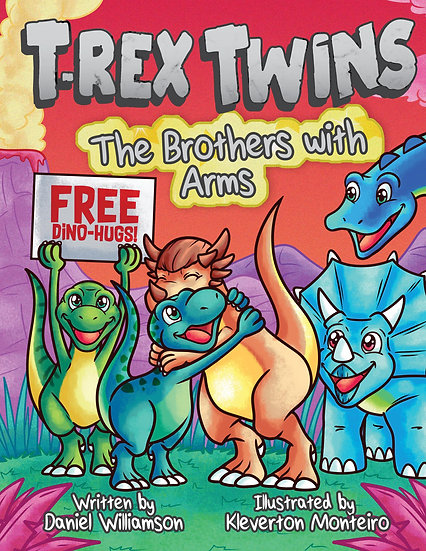 T-Rex Twins: The Brothers with Arms