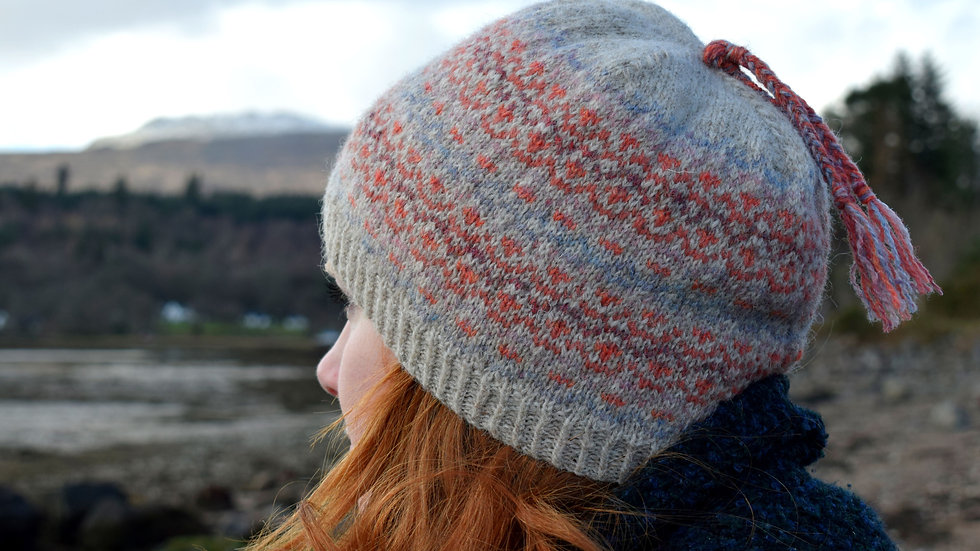 Kirkibost Sunset Hat