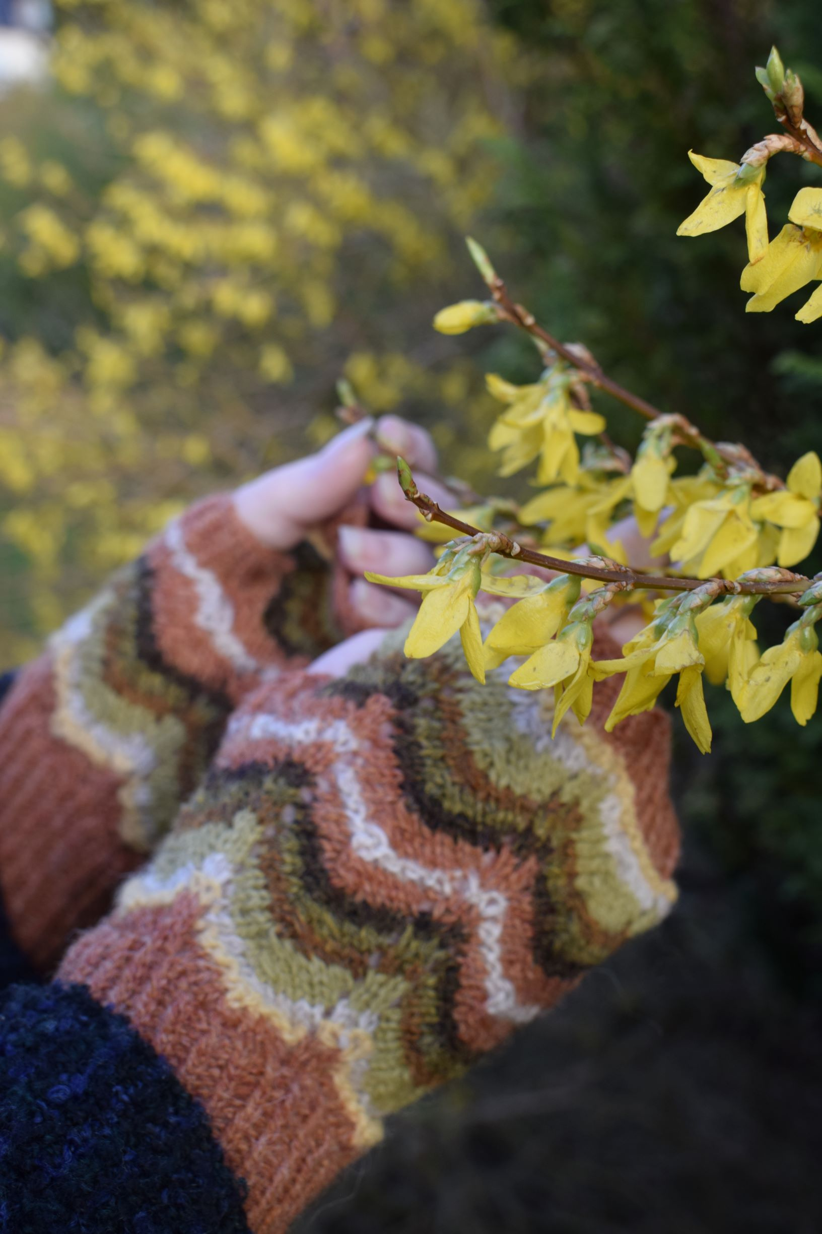 Autumn Mitts