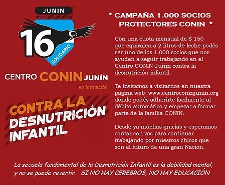 Placa 1000 socios Conin.bmp