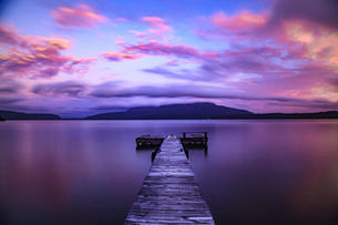 New Zealand pier