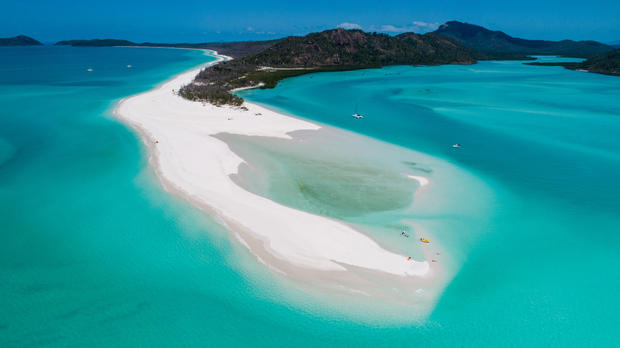 Hill Inlet - Whitsundays