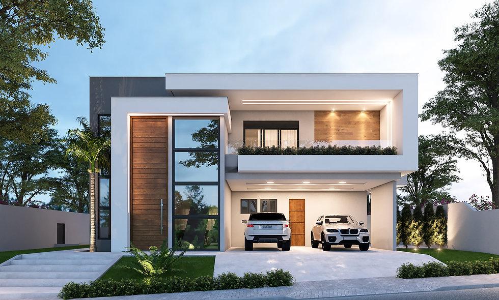 Casa - 2 Pavimentos