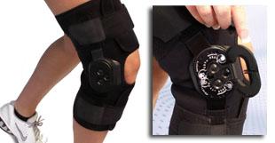 CK-111 Hinged Knee