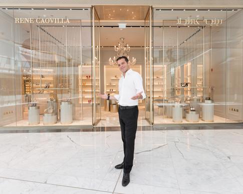 Rene Caovilla_Dubai Mall Store Event-876