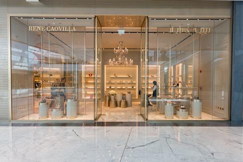 Rene Caovilla_Dubai Mall Store Event--2.