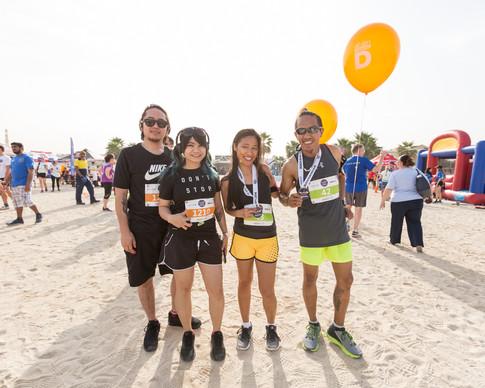23022018_Sport 360_DXB Beach Run_Dubai E