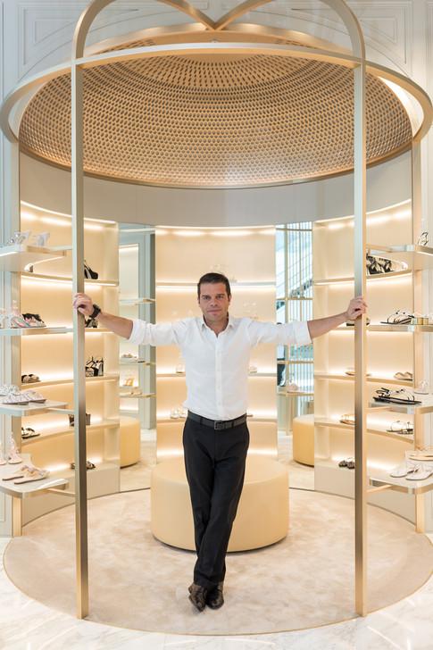 Rene Caovilla_Dubai Mall Store Event-866