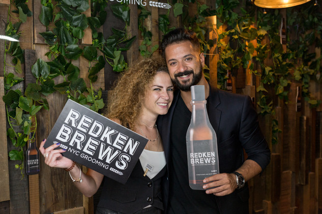 Redken Brews Product Launch Event-5912.j
