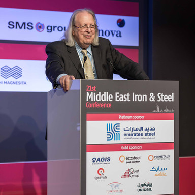 21st MIDDLE EAST IRON & STEEL CONFERENCE