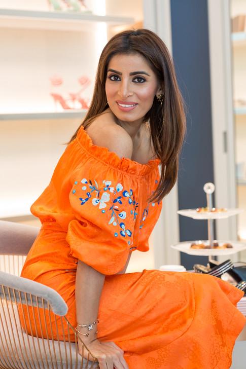 Rene Caovilla_Dubai Mall Store Event-828