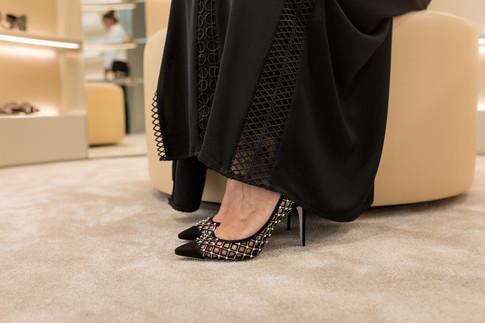 Rene Caovilla_Dubai Mall Store Event-880