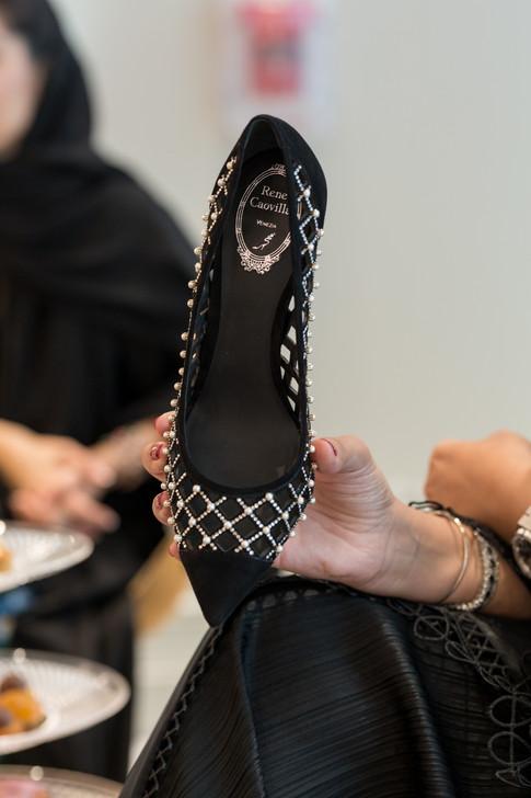 Rene Caovilla_Dubai Mall Store Event-823
