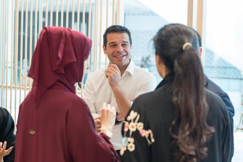 Rene Caovilla_Dubai Mall Store Event-831