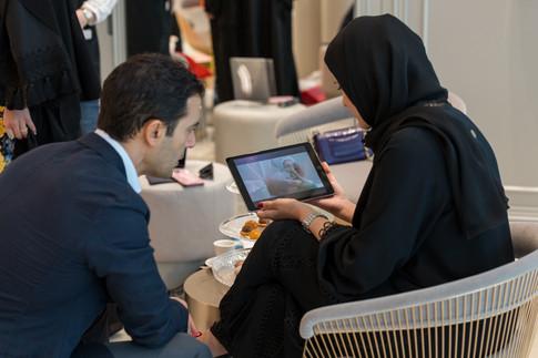 Rene Caovilla_Dubai Mall Store Event-820