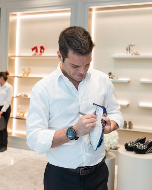 Rene Caovilla_Dubai Mall Store Event-883