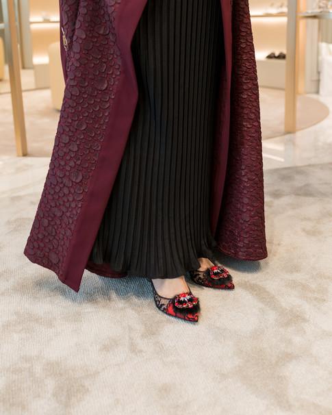 Rene Caovilla_Dubai Mall Store Event-885