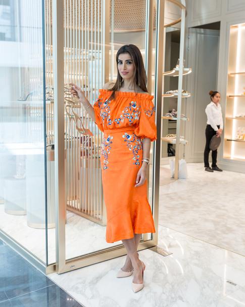 Rene Caovilla_Dubai Mall Store Event-896