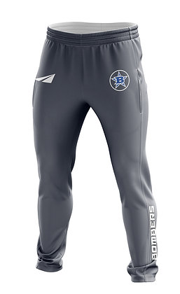 BOMBERS SILVER JOGGERS