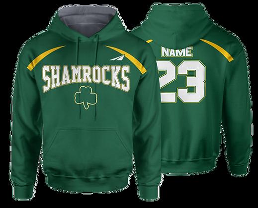 SHAMROCKS GREEN HOODIE