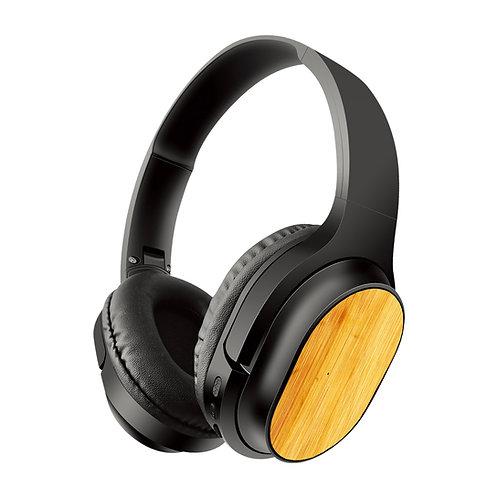 Bamboo Bluetooth Headphone