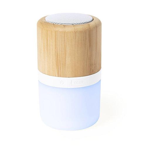 LED Bamboo Speaker
