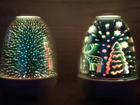 Christmas LED light Speaker