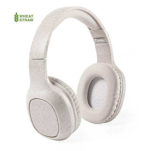 Wheat Straw BT Headphone