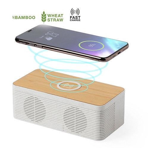 Wheat Straw Bluetooth speaker