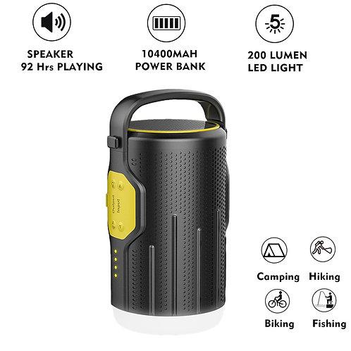Camping Lantern BT Speaker