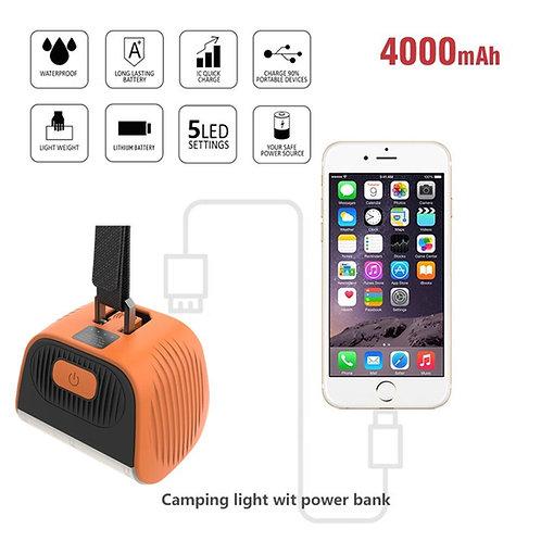 Camping Lantern Power Bank