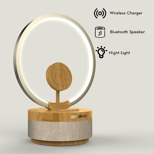 LED BT Speaker Charger