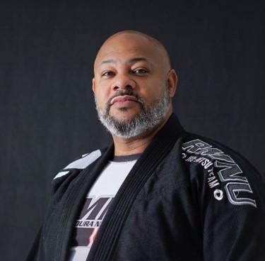 Dan Carey - Jiu Jitsu Instructor