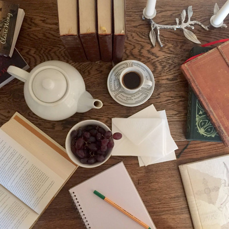 Editing a novel: the three stages