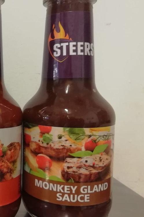 Steers Sauce Monkey Gland