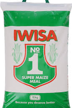 Iwisa No.1 Maize Meal