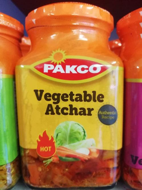 Pakco Vegetable Atchar