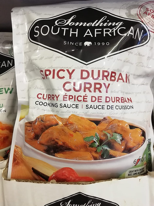 Something SA Spicy Durban Curry