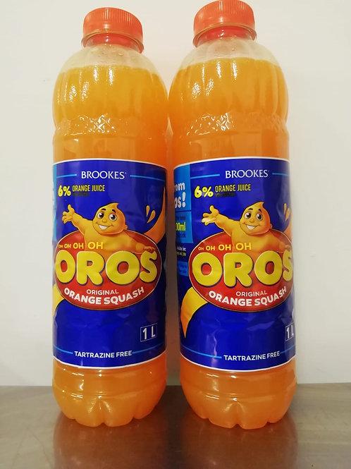 Oros Orange