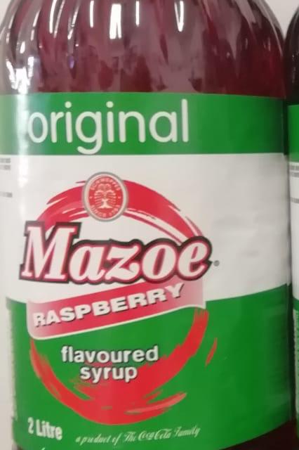 Mazoe Raspberry