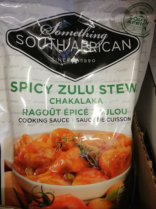 Something SA Spicy Zulu Stew