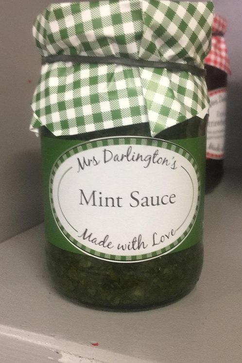 Mrs Darlington Mint Sauce