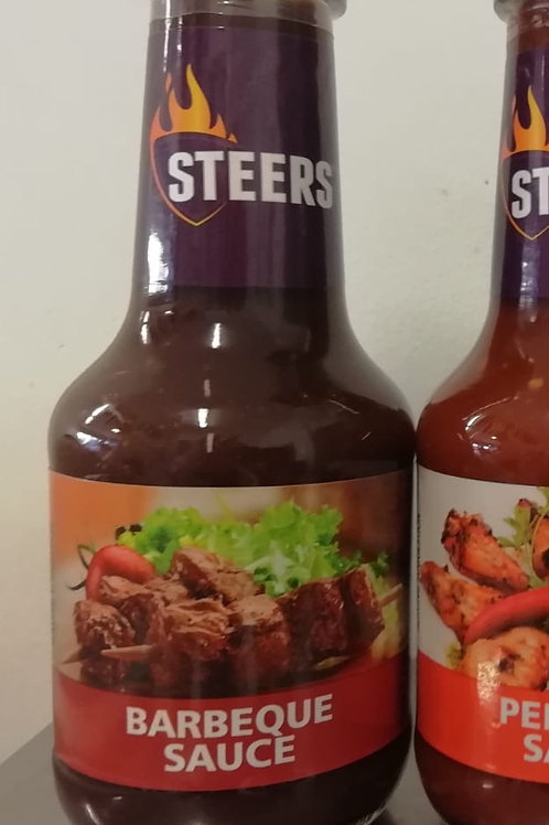 Steers Sauce Barbecue