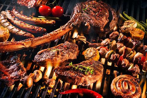 Barbecue Braai Pack