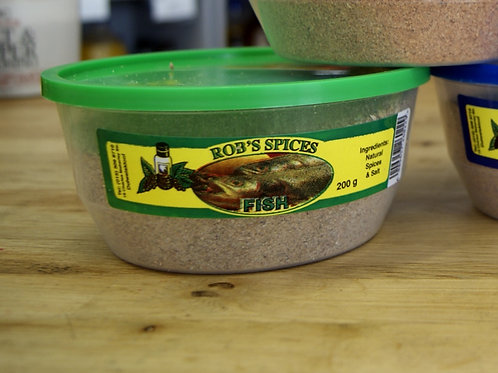 Rob's Fish Spice