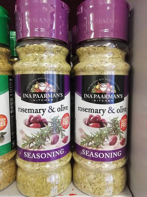 Ina Parman's Rosemary & Olive