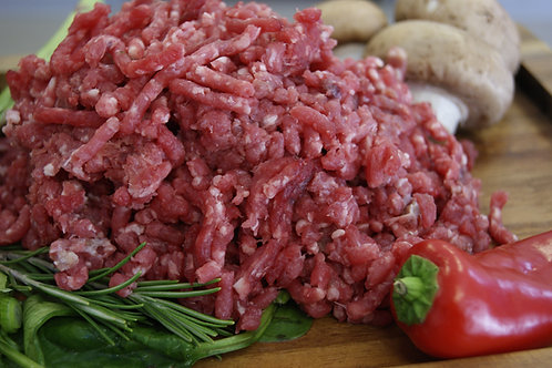 Minced Steak