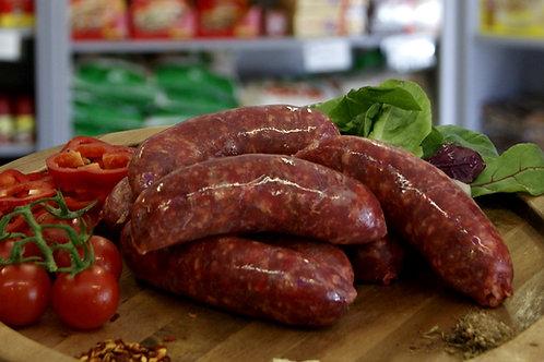 Chakalaka Sausage