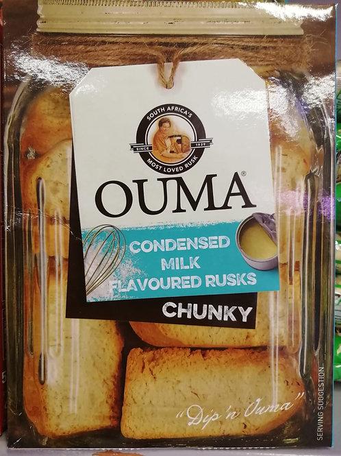 Ouma Rusks Condensed Milk Chunky